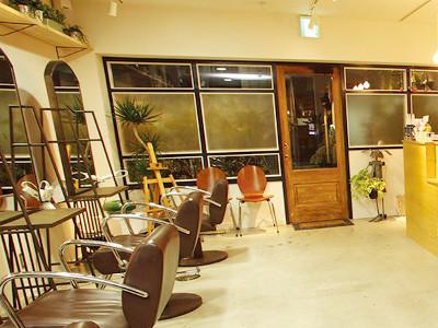 美容室ループス・プラザ 日吉店