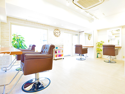 Richer hair salon