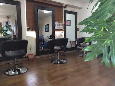 hair salon makai