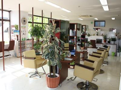 THE HAIR NO1-CLUB 上和田本店