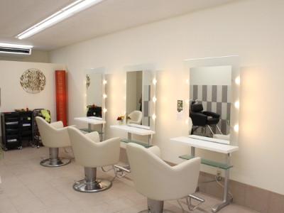 美容室 ブラッシュアップ
