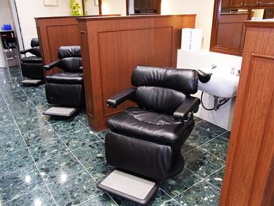 oasis organic barber 池袋店