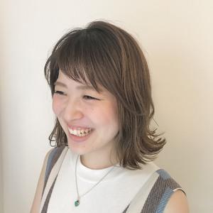 大人カジュアルヘア|Hair & Face Elizabethのヘアスタイル