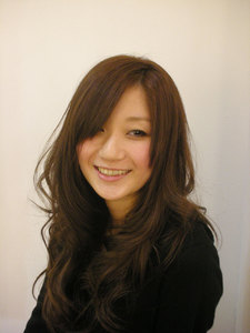 甘い雰囲気が魅力的♪スウィーティーロング☆|enchanteのヘアスタイル