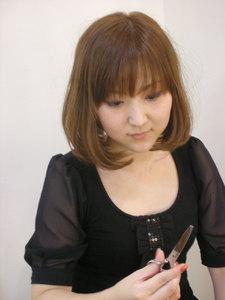ナチュラルなのに素敵雰囲気♪クラシカルボブ☆|enchanteのヘアスタイル