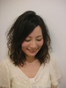 ふわっふわのゆるさが魅力♪エアナチュラル☆|enchanteのヘアスタイル
