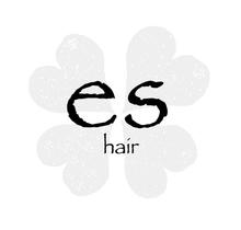 es hair  | エスヘアー  のロゴ