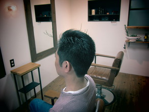 ショートスタイル|eternity hairのメンズヘアスタイル