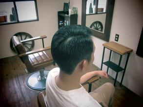 フォーマルスタイル|eternity hairのメンズヘアスタイル