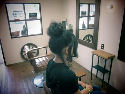 おだんご eternity hairのヘアスタイル