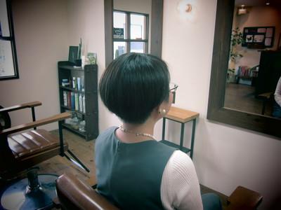 襟足スッキリボブ|eternity hairのヘアスタイル