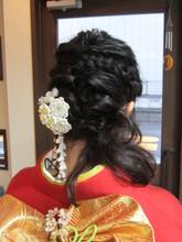 〜成人式〜|eternity hairのヘアスタイル