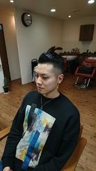 フェードスタイル|eternity hairのメンズヘアスタイル