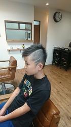 サイドライン|eternity hairのヘアスタイル
