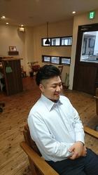 パーマ2ブロック|eternity hairのヘアスタイル