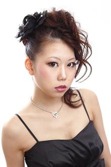 カッコかわいいリーゼントスタイル|Euphoria +e【ユーフォリア・イー】60階通り店のヘアスタイル