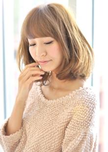 柔らかみのあるパーマスタイルです☆|Euphoria GINZAのヘアスタイル