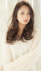 とろけるような質感の柔らかカールです☆|Euphoria GINZAのヘアスタイル