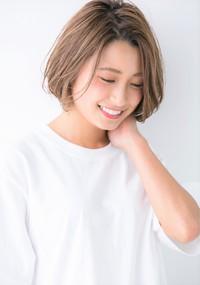 透明感◎のシーサイドショートボブ☆