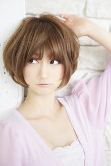 【ツヤ】 大人かわいさを出すにはオススメのスタイルです。スタイリング簡単☆ |Euphoria GINZA GRANDEのヘアスタイル
