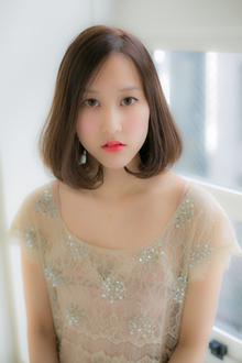 ☆ミルキーボブ☆で明日がもっと楽しくなる!! Euphoria GINZA GRANDEのヘアスタイル