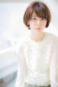 ☆クラシカルボブ☆で明日がもっと楽しくなる! Euphoria GINZA GRANDEのヘアスタイル