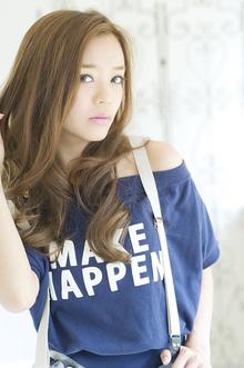 みんな憧れの☆|Euphoria GINZA GRANDEのヘアスタイル
