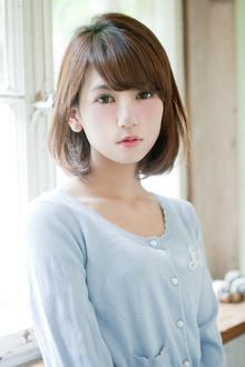 愛されボブ☆|Euphoria GINZA GRANDEのヘアスタイル