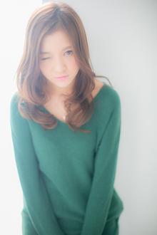美髪&小顔|Euphoria GINZA GRANDEのヘアスタイル