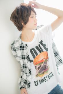 小顔に魅せる☆|Euphoria GINZA GRANDEのヘアスタイル