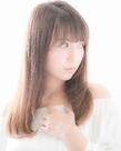 小顔効果♪|Euphoria GINZA GRANDEのヘアスタイル