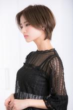 頭の形よく見せる♪|Euphoria GINZA GRANDEのヘアスタイル