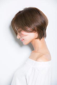 小顔!|Euphoria GINZA GRANDEのヘアスタイル