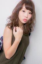 【Euphoria】今どきカジュアル☆色気と抜け感ミクスチャーロブ☆|Euphoria HARAJUKUのヘアスタイル