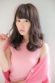 【Euphoria】甘さも辛さもイイとこ取り☆フェロフェミセミディ☆|Euphoria HARAJUKUのヘアスタイル