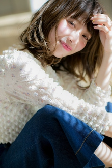 【EuphoriaHARAJUKU】ハネが可愛い♪ロブで作るキュートヘア☆|Euphoria HARAJUKUのヘアスタイル