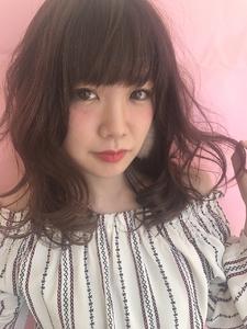 【EuphoriaHARAJUKU】ゆるふわCute★★ガーリーミディ★★|Euphoria HARAJUKUのヘアスタイル
