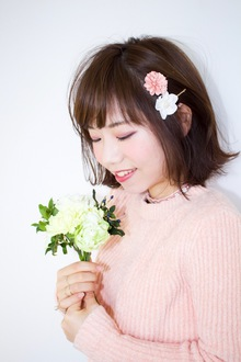 【EuphoriaHARAJUKU】☆フェミニンボブ☆|Euphoria HARAJUKUのヘアスタイル
