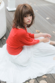 【Euphoria】無防備な♪嫌でもモテる☆甘党ボブディ|Euphoria HARAJUKUのヘアスタイル