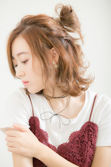 【Euphoria】メッシーバン★アレンジヘア|Euphoria HARAJUKUのヘアスタイル