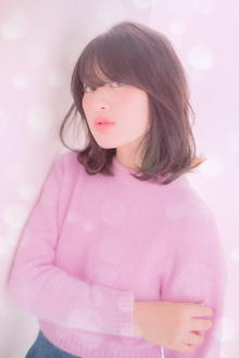 【euphoria】女の子のあどけない可愛い印象になりませんか?|Euphoria HARAJUKUのヘアスタイル