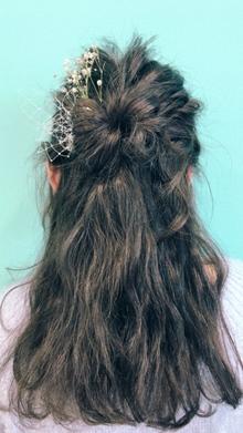 【EuphoriaHARAJUKU】ゆるんっと★フラワーarengeで可愛い100%|Euphoria HARAJUKUのヘアスタイル