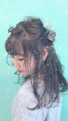 【EuphoriaHARAJUKU】ゆるんっとarenge★エルサ風おとな可愛い|Euphoria HARAJUKUのヘアスタイル