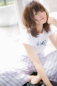 【Euphoria】メリハリ感が可愛い☆丸み×くびれマッシュウルフ2