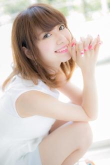 【Euphoria】ノームコアな魅力を放つ☆ナチュラルミディ Euphoria HARAJUKUのヘアスタイル
