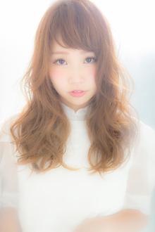 【Euphoria】甘美な世界観♪甘くてかわいい☆princess☆ロング|Euphoria HARAJUKUのヘアスタイル