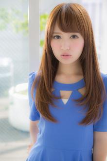 【Euphoria】誰もが一度は憧れる♪美髪☆ストレートロング☆|Euphoria HARAJUKUのヘアスタイル
