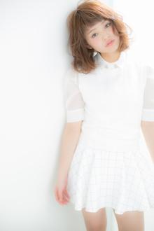 【Euphoria】色っぽいのに愛嬌もある☆最旬♪マシュマロウルフ|Euphoria HARAJUKUのヘアスタイル