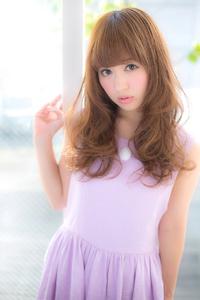 【Euphoria】☆なりきりヘア☆小嶋陽菜風♪愛されふんわりロング