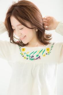 【Euphoria】キメすぎない♪王道ナチュラルヘア☆ Euphoria HARAJUKUのヘアスタイル